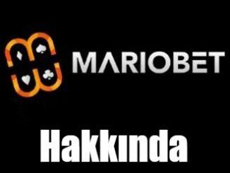 Mariobet Hakkında