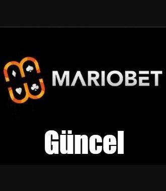 Mariobet Güncel
