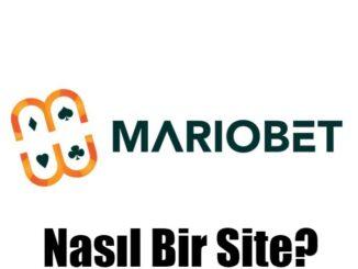 Mariobet Nasıl Bir Site