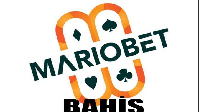 mariobet bahis