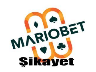 Mariobet Şikayet