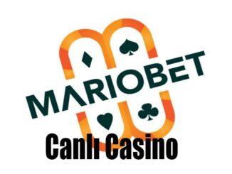 Mariobet Canlı Casino